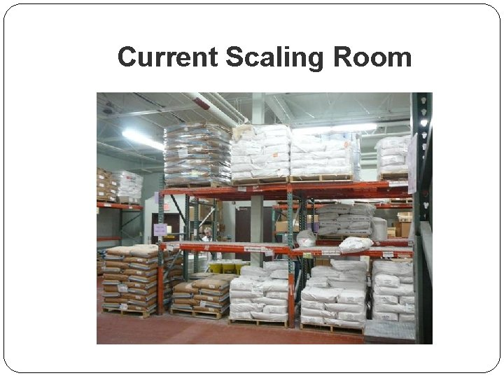 Current Scaling Room