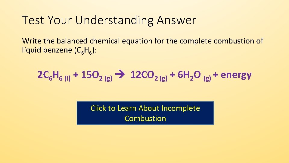 Write a balanced equation for the complete combustion of heptane resume contracts or counsel