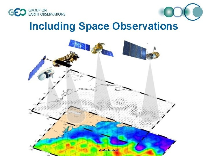 Including Space Observations © GEO Secretariat