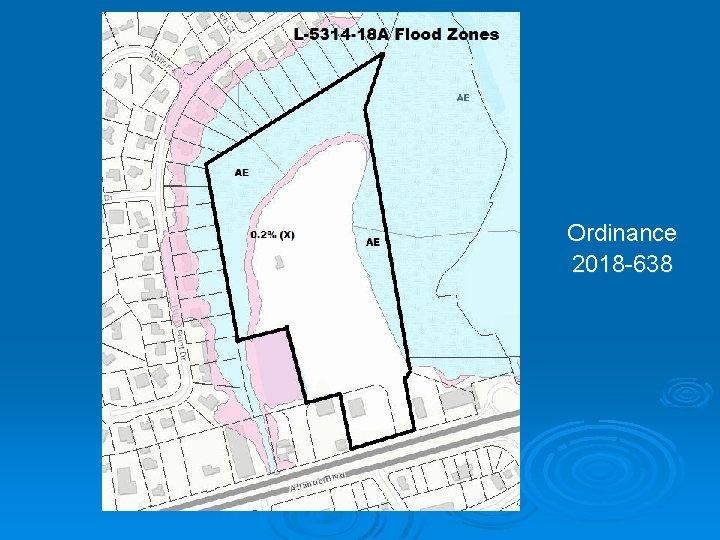Ordinance 2018 -638