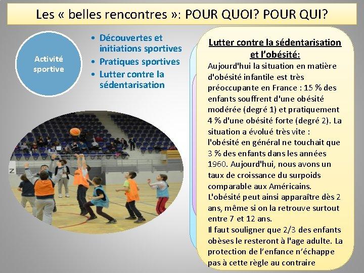 Rencontre Sportive Associative Connectée - Automne 2020