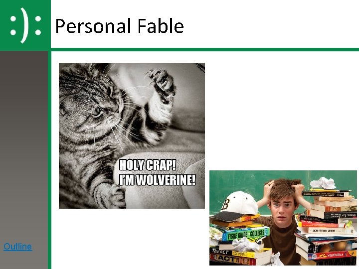 Personal Fable Outline