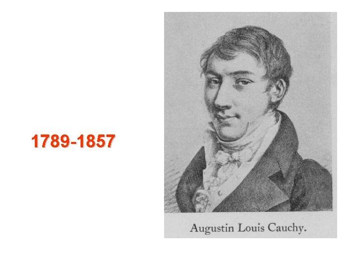 1789 -1857