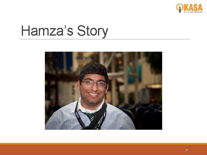 Hamza's Story 17