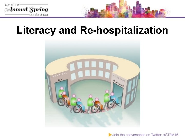 Literacy and Re-hospitalization