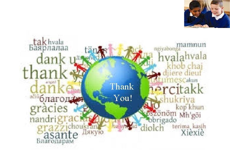 W Thank You! © Crown copyright 2005