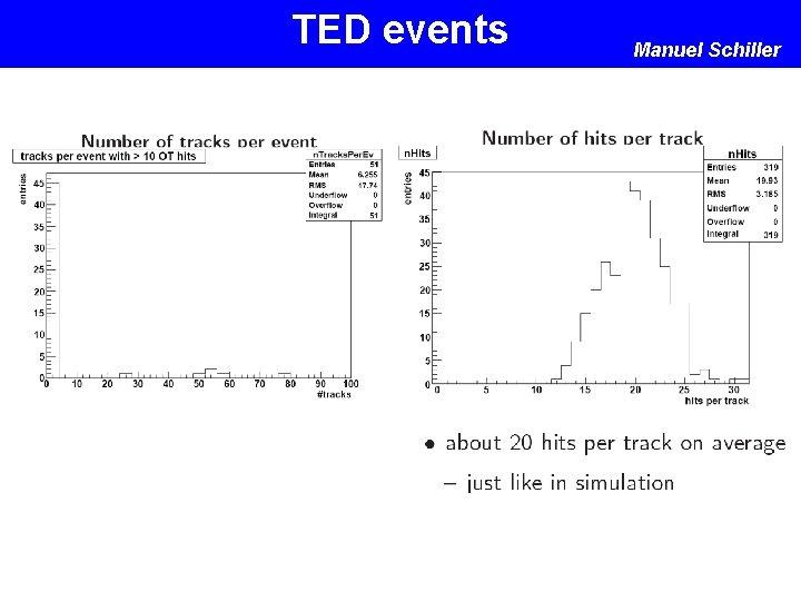 TED events Manuel Schiller