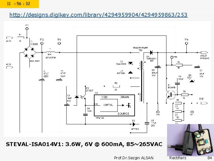 http: //designs. digikey. com/library/4294959904/4294959863/253 STEVAL-ISA 014 V 1: 3. 6 W, 6 V @