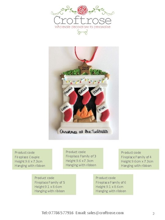 Product code Fireplace Couple Height 9. 6 x 7. 3 cm Hanging with ribbon