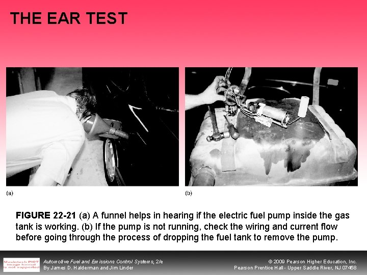 THE EAR TEST FIGURE 22 -21 (a) A funnel helps in hearing if the