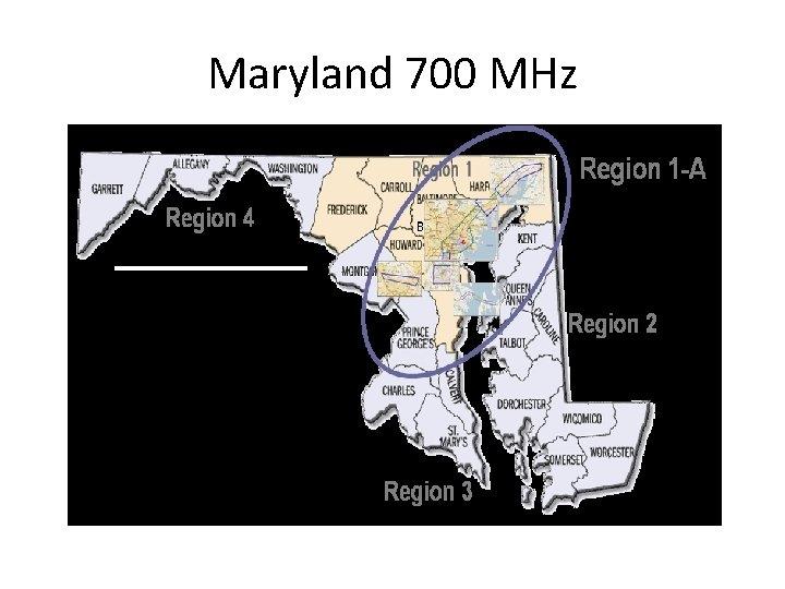 Maryland 700 MHz