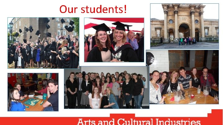 Our students!
