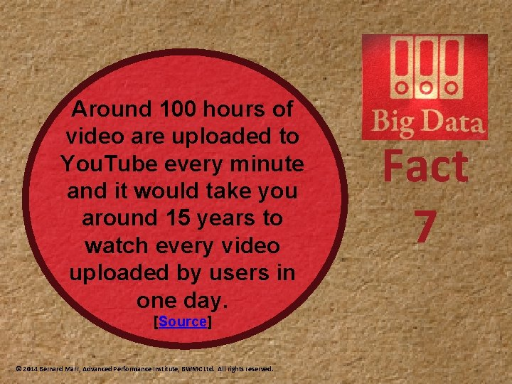Around 100 hours of video are uploaded to You. Tube every minute and it