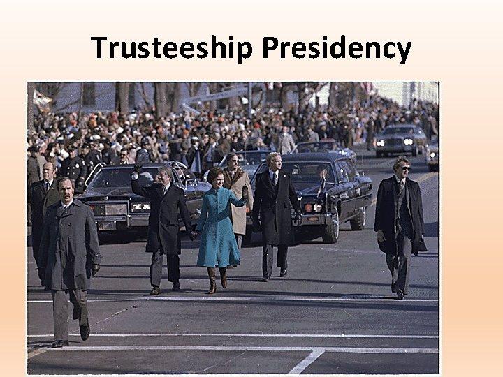 Trusteeship Presidency