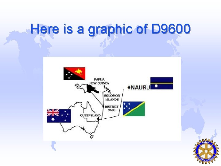 Here is a graphic of D 9600