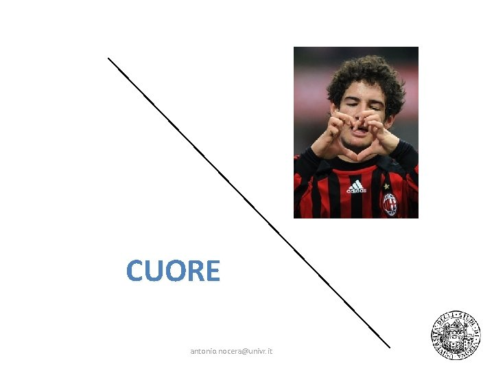 CUORE antonio. nocera@univr. it