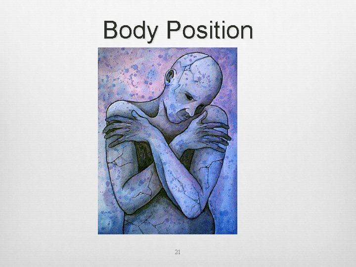 Body Position 21