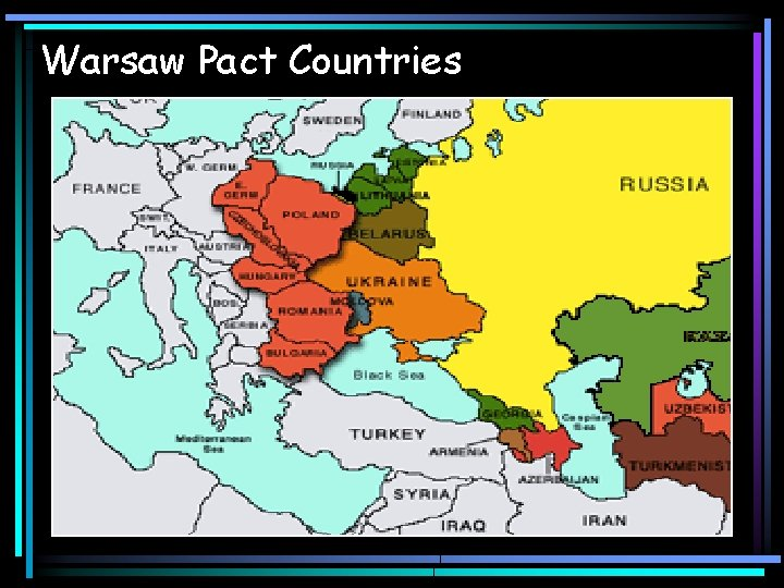 Warsaw Pact Countries