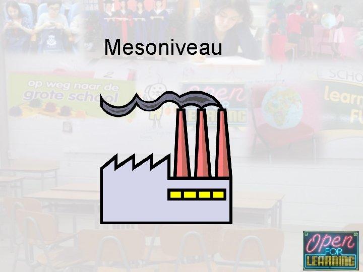 Mesoniveau