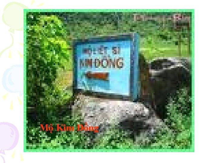 Mộ Kim Đồng