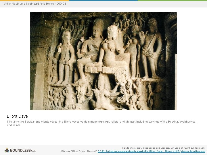Art of South and Southeast Asia Before 1200 CE Ellora Cave Similar to the