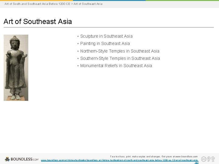 Art of South and Southeast Asia Before 1200 CE > Art of Southeast Asia