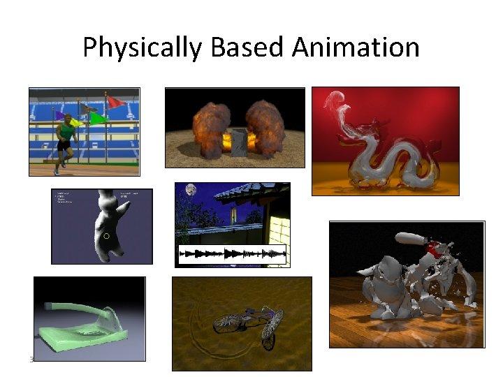 Physically Based Animation 3
