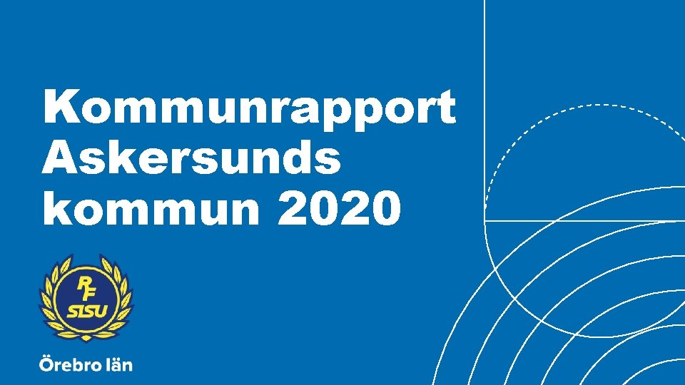 Kommunrapport Askersunds kommun 2020
