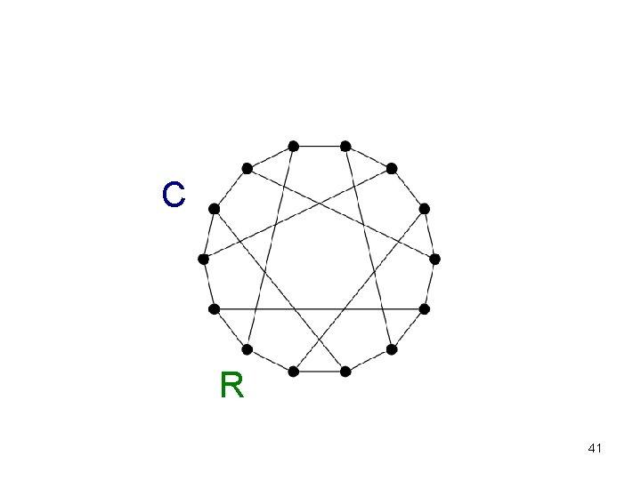 C R 41