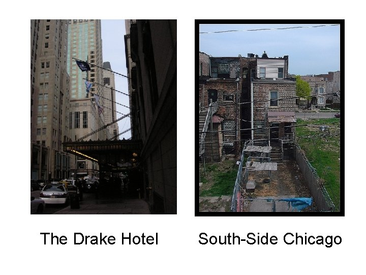 The Drake Hotel South-Side Chicago