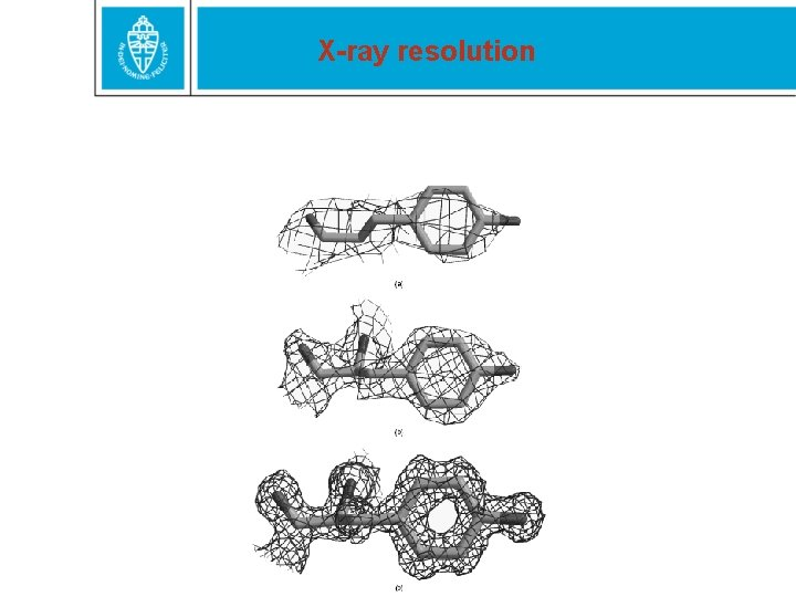 X-ray resolution