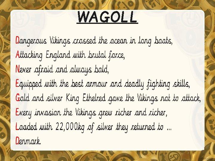 WAGOLL