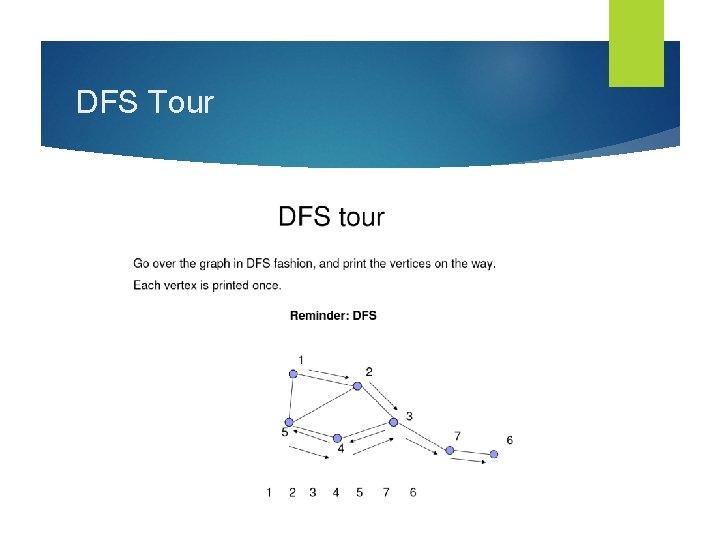 DFS Tour