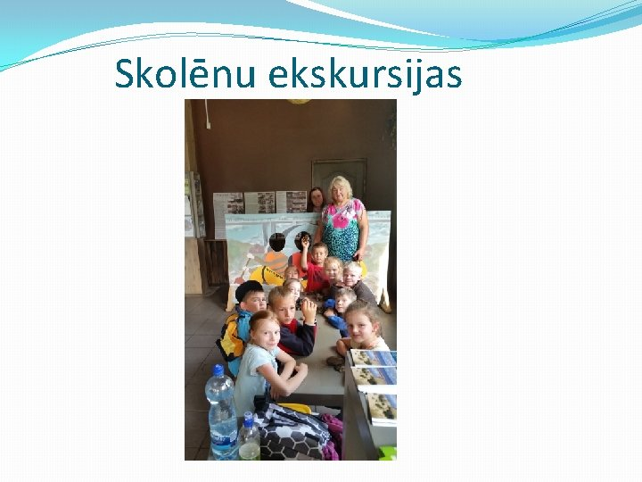 Skolēnu ekskursijas