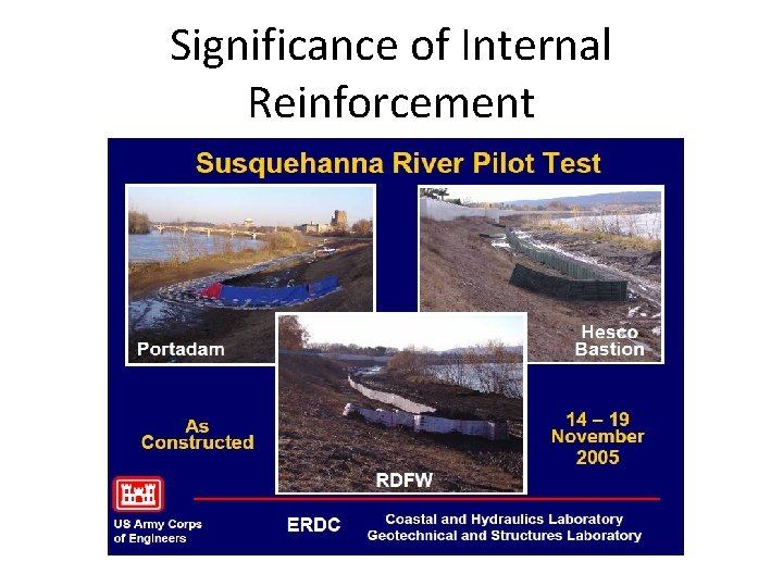 Significance of Internal Reinforcement