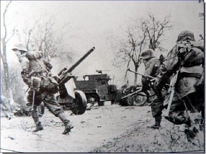 World War II Section 1