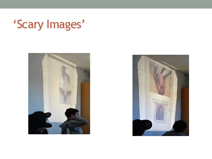 'Scary Images'