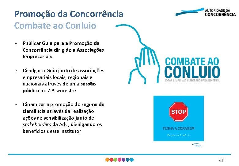Promoção da Concorrência Combate ao Conluio » Publicar Guia para a Promoção da Concorrência