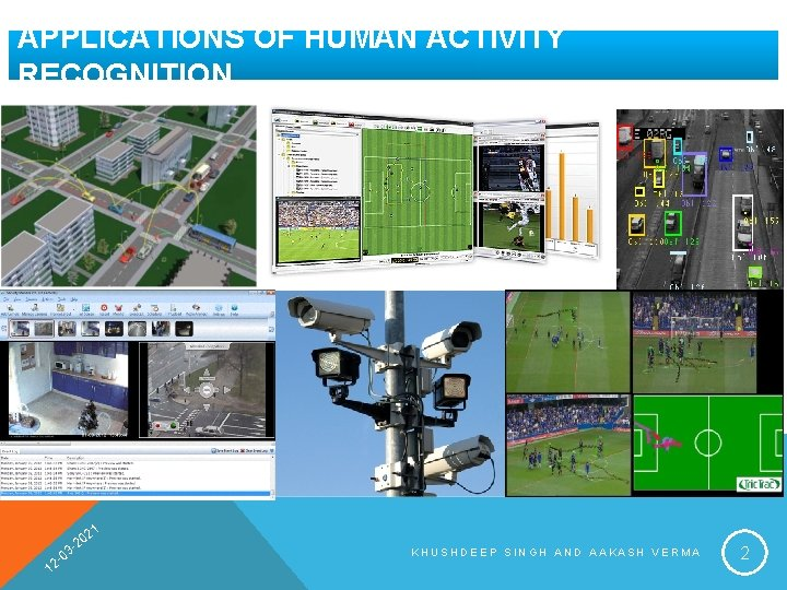 APPLICATIONS OF HUMAN ACTIVITY RECOGNITION 1 1 2 20 03 2 - KHUSHDEEP SINGH