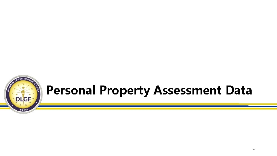 Personal Property Assessment Data 24