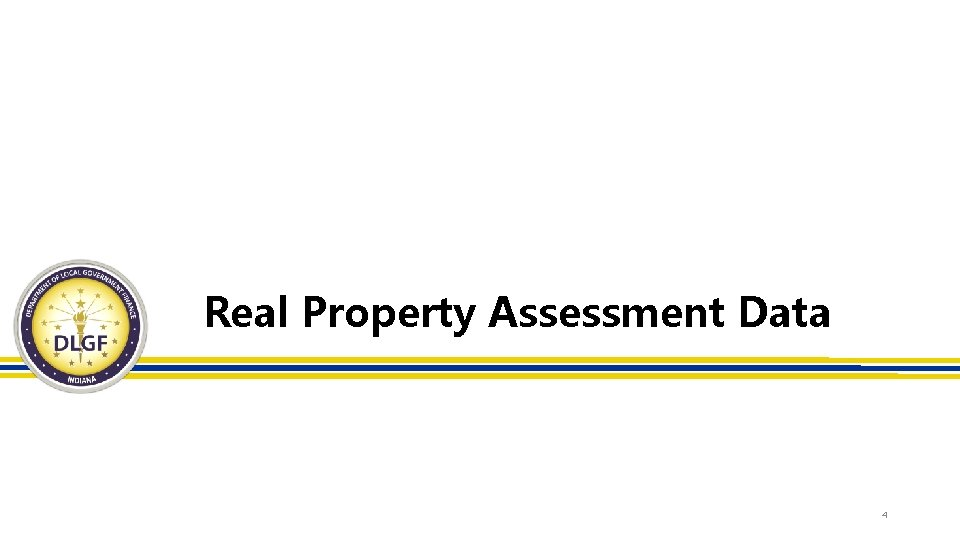 Real Property Assessment Data 4