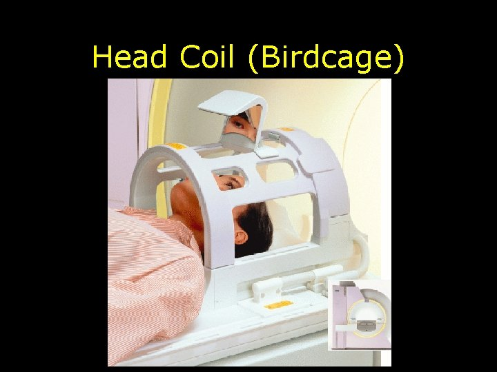 Head Coil (Birdcage)