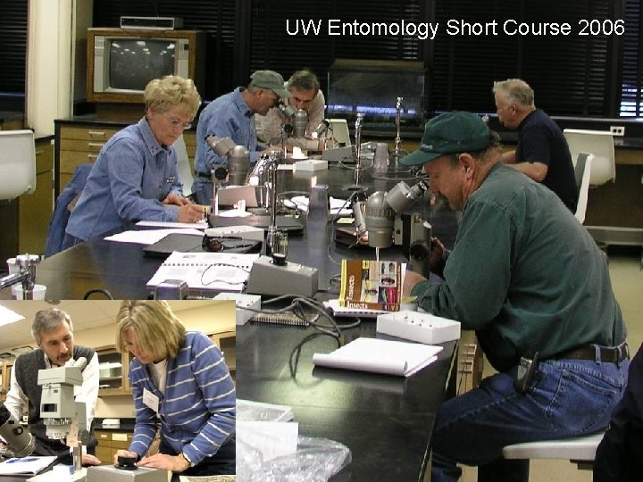 UW Entomology Short Course 2006