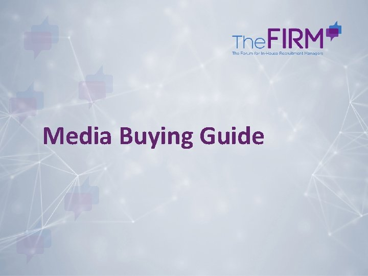 Media Buying Guide