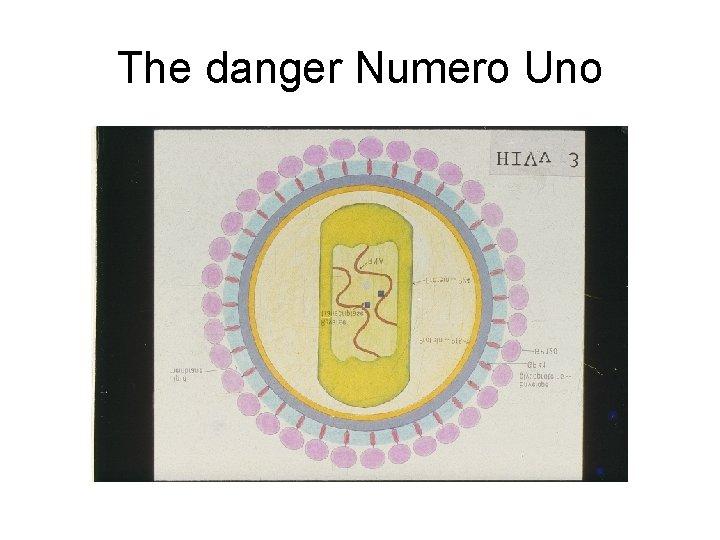 The danger Numero Uno