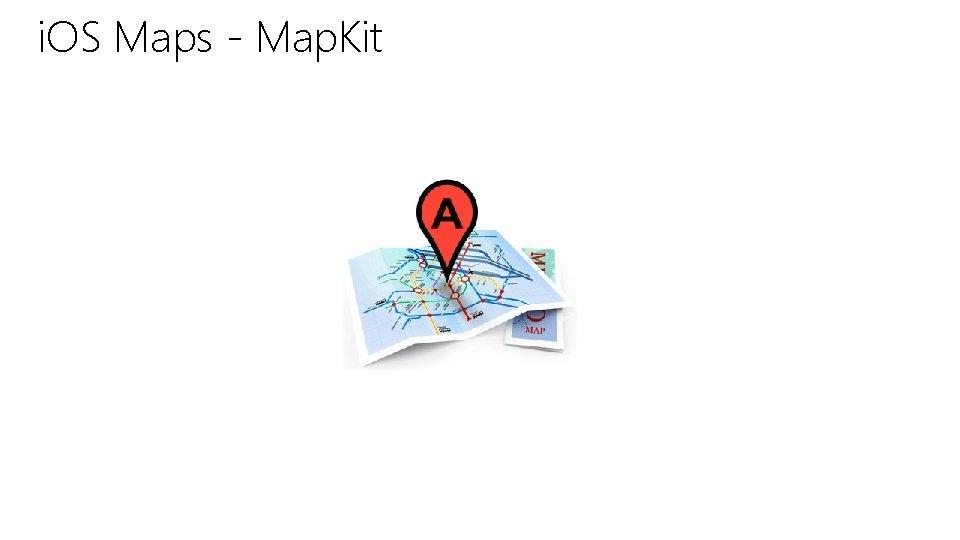 i. OS Maps - Map. Kit