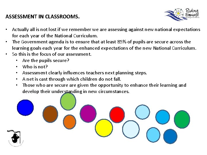 ASSESSMENT IN CLASSROOMS. • Actually all is not lost if we remember we are