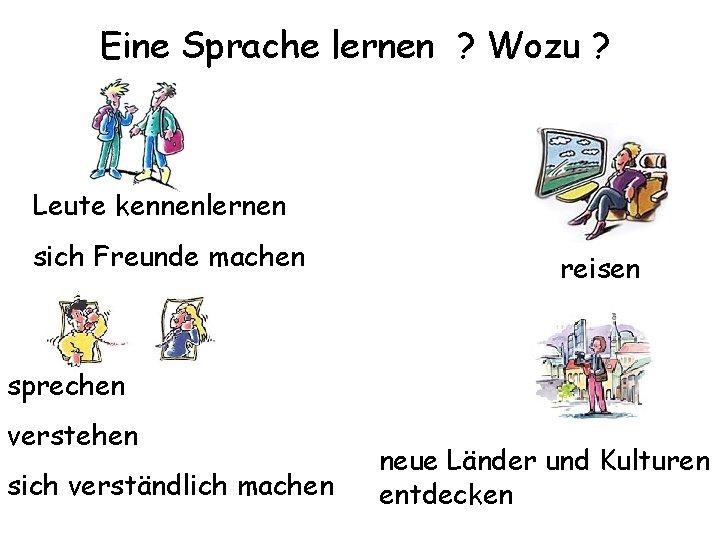 Sprachensteckbriefe