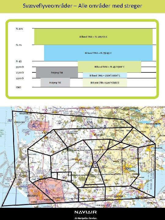 Svæveflyveområder – Alle områder med streger