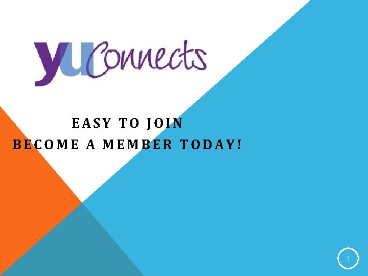 Login yuconnects member YUConnects: Helping